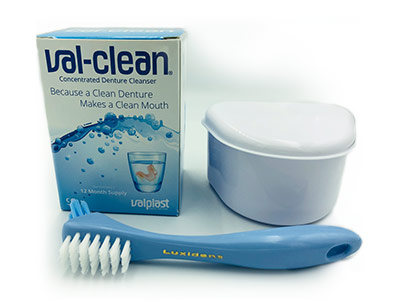Val Clean Denture Cleanser - Total Denture Care