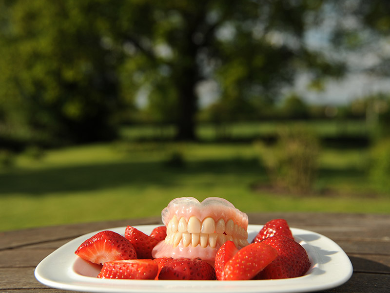 Healthy Eating Tips for Denture Patients - Total Denture Care